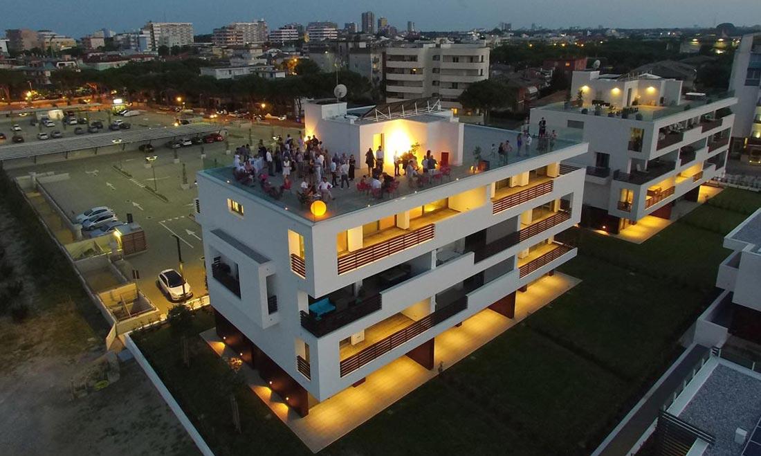 Foto Residenze Soleis Lignano Sabbiadoro - Studio Archea Progetti