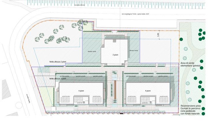 Archea Progetti Latisana (UD) - Residenze Soleis Lignano Sabbiadoro (UD)