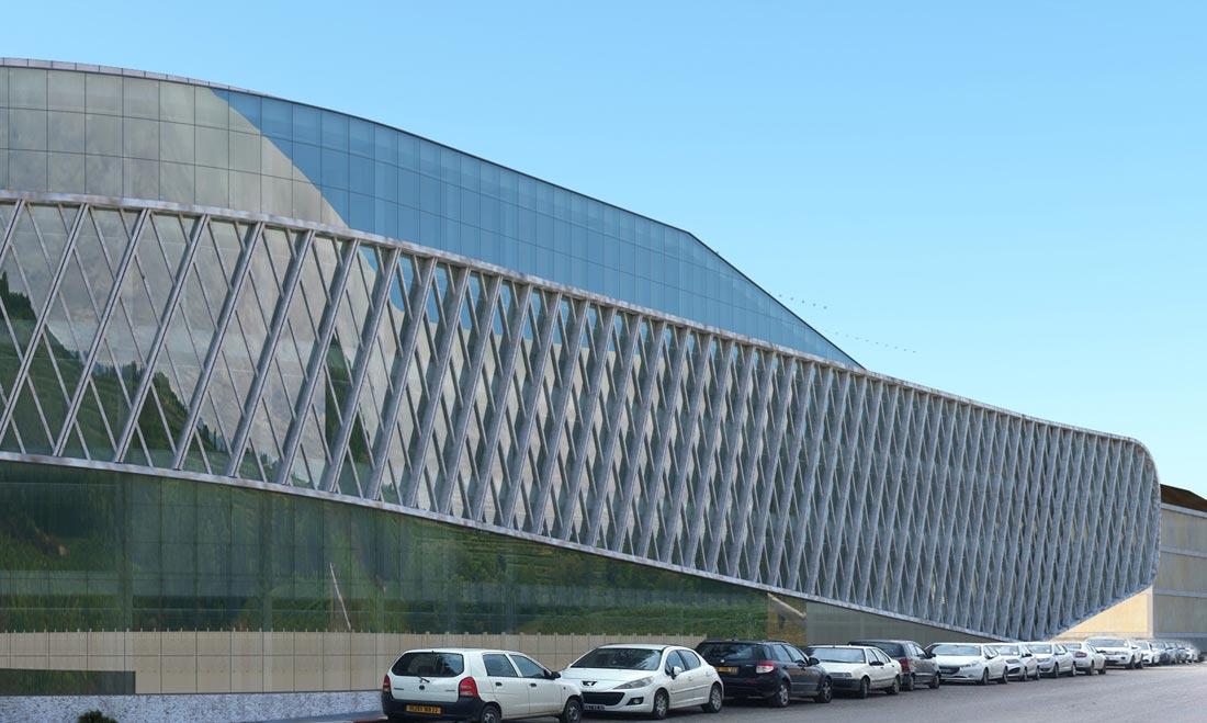Foto Annaba Mall (Algeria) - Studio Archea Progetti