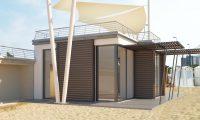 Foto Padiglioni commerciali Lignano Sabbiadoro - Studio Archea Progetti