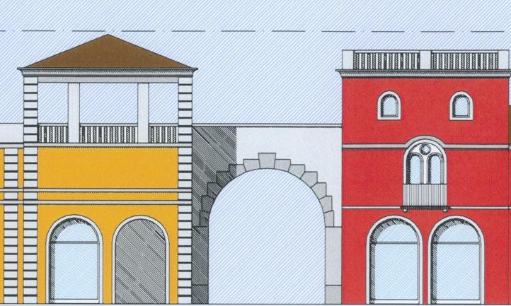 Progetto Palmanova Outlet Village - Studio Archea Progetti