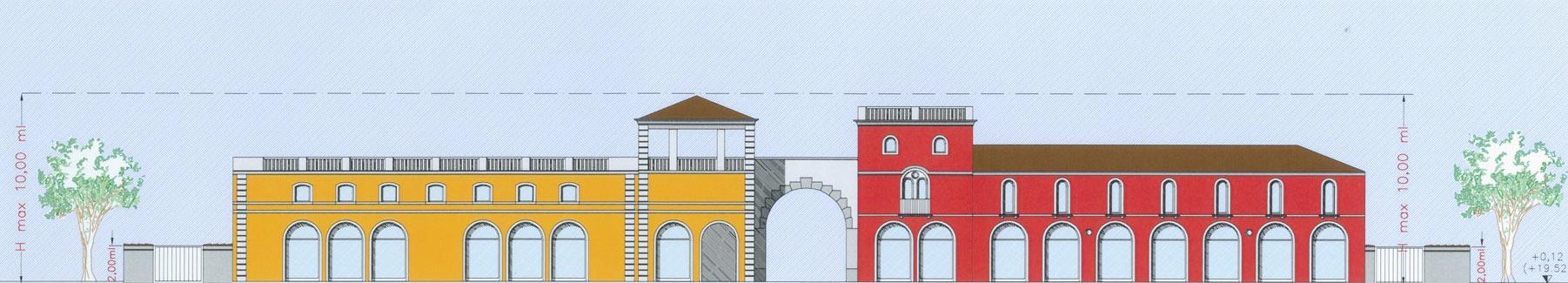 Palmanova Outlet Village - Archea Progetti