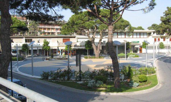 Foto Riqualificazione pedonale Lignano Pineta - Studio Archea Progetti